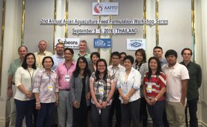 AAFFD 2nd Annual Workshop in Bangkok, Thailand