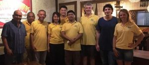 Southeast Asia USSEC Aquaculture Team Meeting in Coron, Philippines