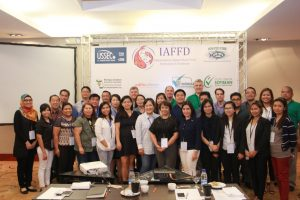 IAFFD Workshop Participants in the Philippines