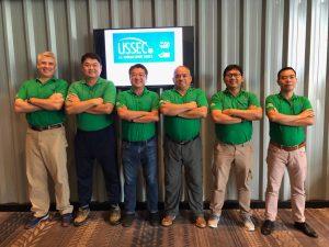 USSEC SEA AQ Team