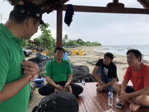 Meeting with Bali Barramundi