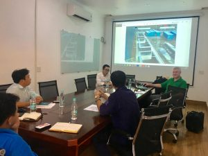 Discussions with local feedmills on IPRS